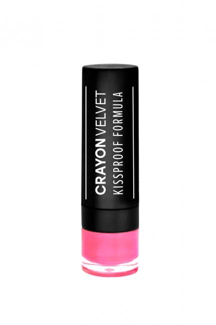 Crayon Velvet #512 (Shocking Pink)