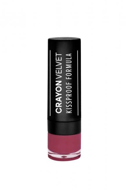 Crayon Velvet #549 (Cardinal Rose)