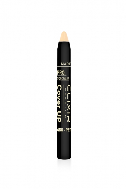 Pro. Concealer - Cover UP - #486 (Perfect Honey)