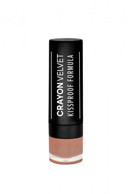 Crayon Velvet #501 (Light Chocolate)