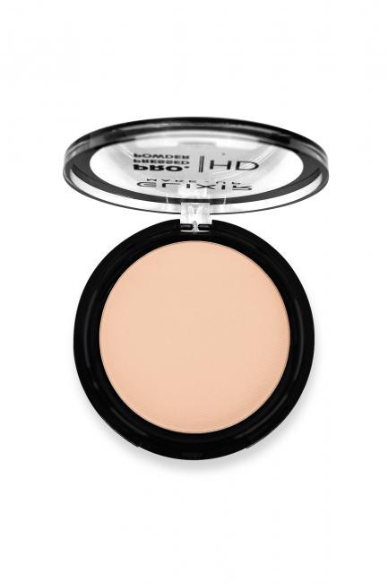 PRO. Pressed Powder HD - #200 (Milky Sweet)