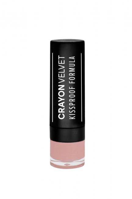Crayon Velvet #498 (Sugar Pink)