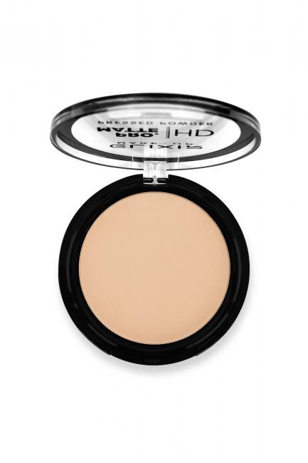 PRO. MATTE Pressed Powder HD - #207 (Light Brown)