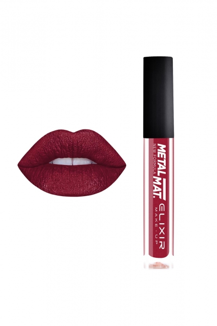 Liquid Lip Metal Mat. - #376 (Crimson) NEW!