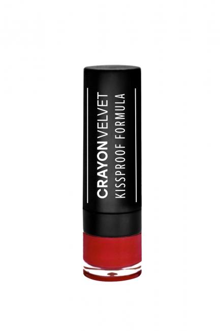Crayon Velvet #510 (Carmine)