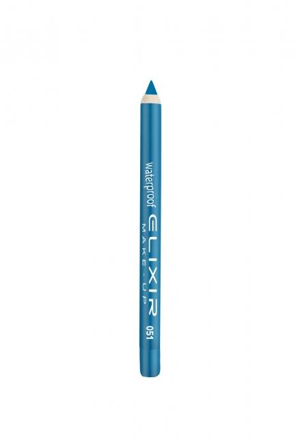 Μολύβι ματιών - #051 (Shiny Turquoise)