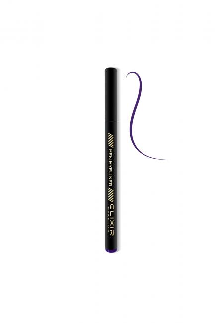 Eyeliner Pen – #889C (Violet)