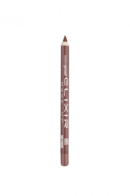 Μολύβι χειλιών - #065 (Dark Peawood)