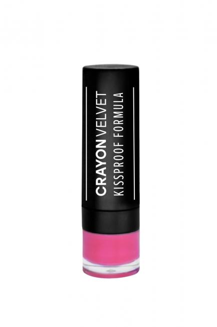 Crayon Velvet #513 (Hollywood Cerise)
