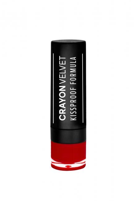Crayon Velvet #508 (True Red)