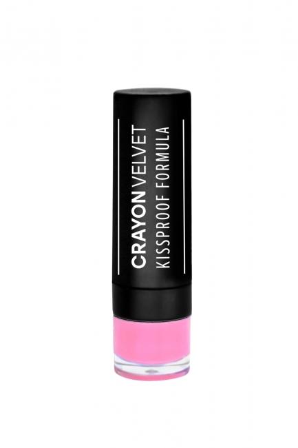 Crayon Velvet #511 (Vivid Pink)